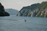 Cazanele Dunarii - peisaj