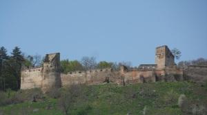 Cetatea taraneasca din Saschiz