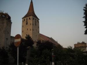 Biserica reformata Aiud