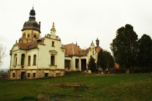 Castelul de la Sancrai, judetul Alba