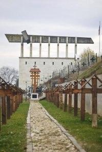 Cimitirul Râpa Robilor, Aiud