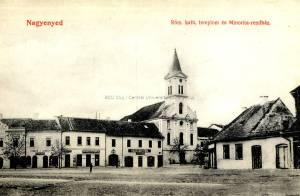 Manastira minorita Aiud
