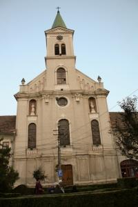 Manastirea minorita Aiud - azi