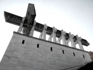 Monumentul Calvarului Aiud