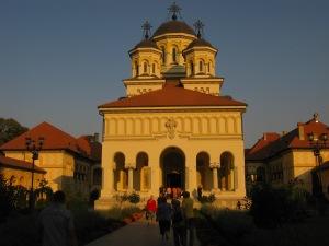 Catedrala ortodoxă a reîntregirii Alba Iulia