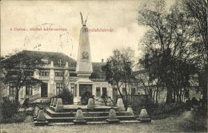Monumentul Custozza