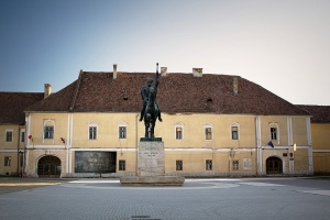 Palatul Principilor Alba Iulia